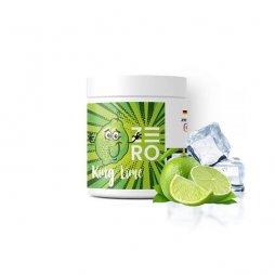 Moassel aromatisé pour chicha 200g King Lime (citron vert glacé) - Zero