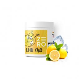 Moassel aromatisé pour chicha 200g LMN Chill (citron glacé) - Zero