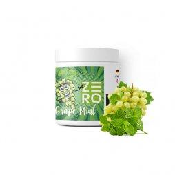 Moassel aromatisé pour chicha 200g Grape Mint (raisin, menthe) - Zero