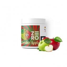 Moassel aromatisé pour chicha 200g Double Apple (double pomme anisée) - Zero