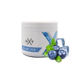 Flavored moassel for shisha 200g Blue Ice (Blueberry Ice Mint) - NeXit