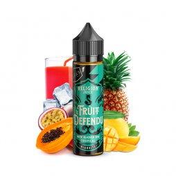 My God Is Tropical 0mg 50ml - Le Fruit Défendu by Religion Juice