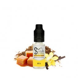 Concentrate Tabac RY4 10ml - Solubarom