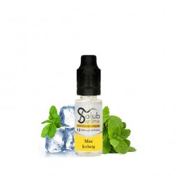 Concentrate Mint iceberg 10ml - Solubarom
