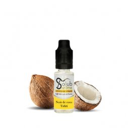 Concentrate Noix de coco Tahiti  10ml - Solubarom