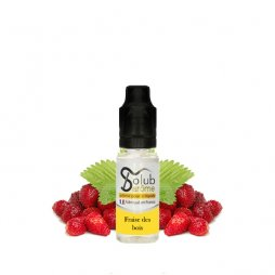 Concentrate Fraise des Bois 10ml - Solubarom