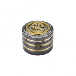 Grinder Bling Bling Dollar 50mm - Champ High