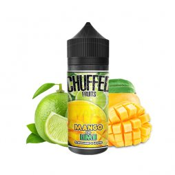 Mango & Lime 0mg 100ml - Chuffed Dessert