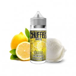 Lemon Sherbet  0mg 100ml - Chuffed Sweets