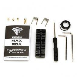 Accessories Kit Tauren Max RDA - THC
