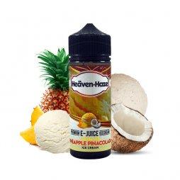 Aloha Mix Pineapple Pinacolada Ice Cream 0mg 100ml - Heäven Haze