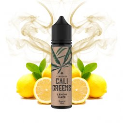 Lemon Haze 0mg 50ml - Cali Greens