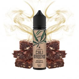 Gelato Brownie 0mg 50ml - Cali Greens