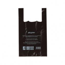 Plastic Shoulder Bag 26x12x45cm (50pcs)