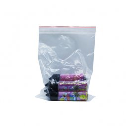 Zipper Bag 60µ 160x220mm