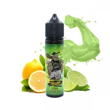 Citron Citron Vert 0mg 50ml - Cabochard