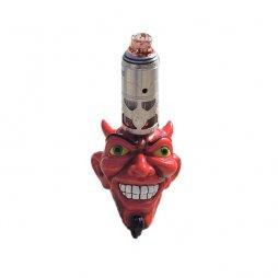 Handmade El Diablo atomizer head holder