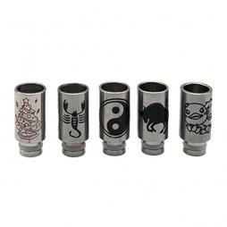 Drip Tip 510 SS0029