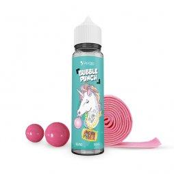 Unicorn Power 0mg 50ml - Bubble Punch by Liquidéo