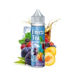 Mirabelle Plum Red berries Frosted Mint & Iced Tea 50ml - Freeze Tea