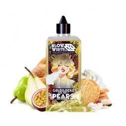 Goldilocks & The 3 Pears 0mg 80ml - Blow White