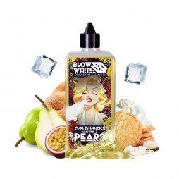 Goldilocks & The 3 Pears ICE 0mg 80ml - Blow White