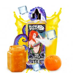 The Little Marmalade ICE 0mg 80ml - Blow White