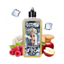 Princess & The FOG ICE 0mg 80ml - Blow White
