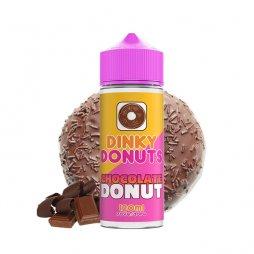 Chocolate Donut 0mg 100ml - Dinky Donuts