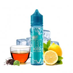 Iced Earl Lemon 0mg 50ml - Twist Tea