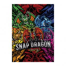 Poster Snap Dragon By French Lab