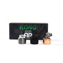 Kong Masterkit New caps colors Limited Edition - QP Design