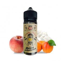 Retro Pêche Abricot Creme 0mg 100ml - Juice 66