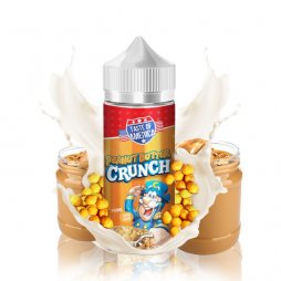 Peanut Butter Crunch 0mg 100ml - Taste Of America
