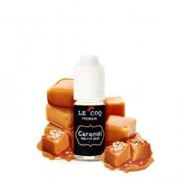 Caramel beurre salé - Le Coq Qui Vape 4x10ml TPD READY