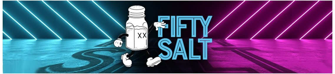 Liquideo FIFTY SALT